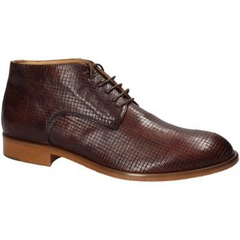 Schuhe Herren Boots Exton 5355 Braun