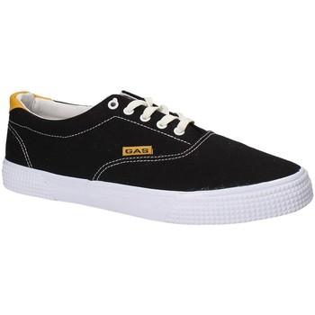 Schuhe Herren Sneaker Low Gas GAM810160 Schwarz