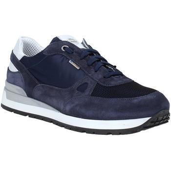 Schuhe Herren Sneaker Low Exton 993 Blau