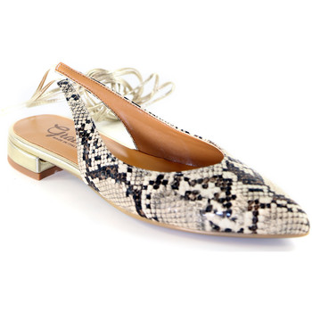 Schuhe Damen Ballerinas Grace Shoes 521T043 Beige