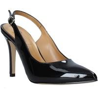 Schuhe Damen Pumps Grace Shoes 038036 Schwarz
