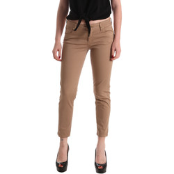 Kleidung Damen 5-Pocket-Hosen Gaudi 911BD25011 Braun