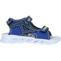 Schuhe Kinder Sandalen / Sandaletten Bulls S19-SBL839 Blau