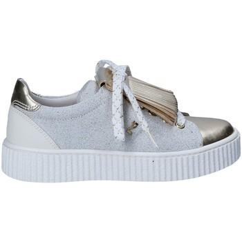 Schuhe Mädchen Sneaker Low NeroGiardini P830160F Weiß