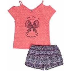 Kleidung Mädchen Kleider & Outfits Losan 814-8022AB Rosa