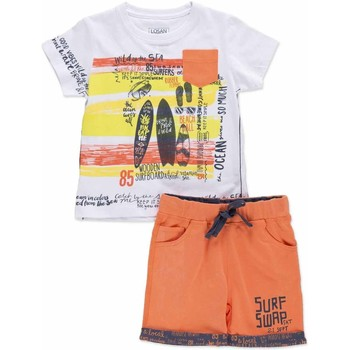 Kleidung Kinder Kleider & Outfits Losan 815-8027AC Grau