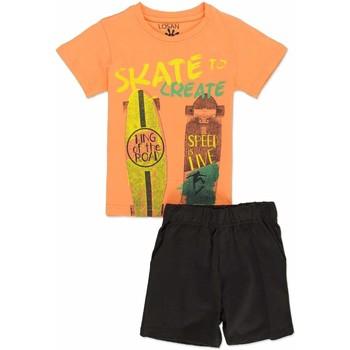 Kleidung Jungen Kleider & Outfits Losan 815-8046AC Orange