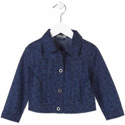 Kleidung Kinder Jeansjacken Losan 816-2002AD Blau