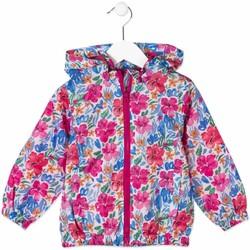 Kleidung Kinder Windjacken Losan 816-2004AD Rosa