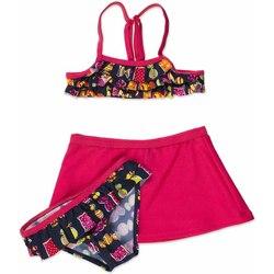 Kleidung Mädchen Bikini Losan 816-4011AD Rosa