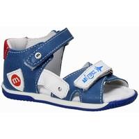 Schuhe Kinder Sandalen / Sandaletten Melania ME0810A8E.C Blau