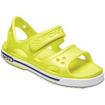 Schuhe Kinder Sandalen / Sandaletten Crocs 14854 Gelb