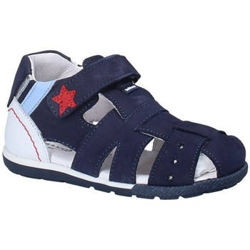 Schuhe Kinder Sandalen / Sandaletten Balducci CIT1085 Blau