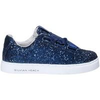 Schuhe Kinder Sneaker Low Silvian Heach SH-S18-6 Blau