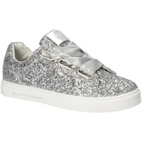 Schuhe Kinder Sneaker Low Silvian Heach SH-S18-6 Grau