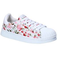 Schuhe Mädchen Sneaker Low Silvian Heach SH-S18-01 Weiß