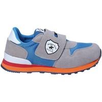 Schuhe Kinder Sneaker Low Beverly Hills Polo Club BH-8017 Grau