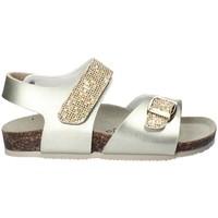 Schuhe Mädchen Sandalen / Sandaletten Gold Star 8847Q Gelb
