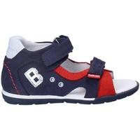 Schuhe Kinder Sandalen / Sandaletten Balducci CITA1087 Blau