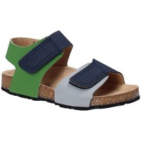 Schuhe Kinder Sandalen / Sandaletten Asso 64204 Grau