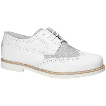 Schuhe Kinder Derby-Schuhe Melania ME6003F8E.C Weiß
