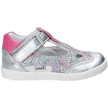 Schuhe Mädchen Ballerinas Melania ME0127A8E.C Grau