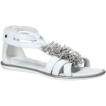 Schuhe Mädchen Sandalen / Sandaletten Melania ME6092F8E.C Weiß