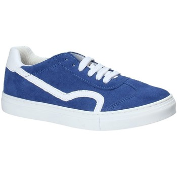 Schuhe Jungen Sneaker Low Melania ME6042F8E.B Blau