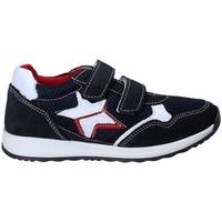 Schuhe Jungen Sneaker Low Melania ME2175D8E.D Blau