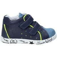Schuhe Kinder Sneaker Low Melania ME0126A8E.C Blau