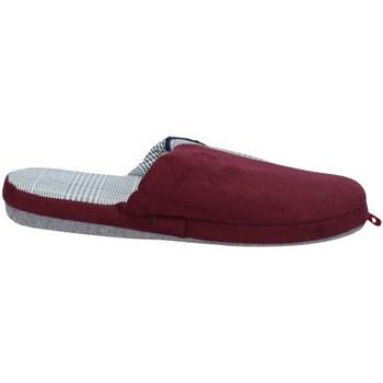 Schuhe Herren Pantoffel De Fonseca ROMA TOP M433 BORDEAUX