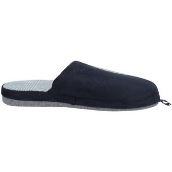 Schuhe Herren Pantoffel De Fonseca ROMA TOP M433 BLAU