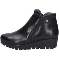 Schuhe Damen Low Boots Florance C14532-1 SCHWARZ