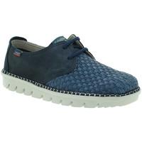 Schuhe Herren Derby-Schuhe CallagHan 14502 Blau