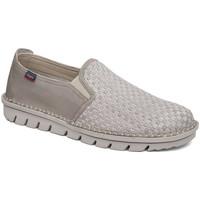 Schuhe Herren Slip on CallagHan 14505 Beige