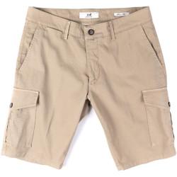 Kleidung Herren Shorts / Bermudas Sei3sei PZV130 8157 Beige