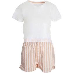 Kleidung Damen Pyjamas/ Nachthemden Brave Soul  Rot