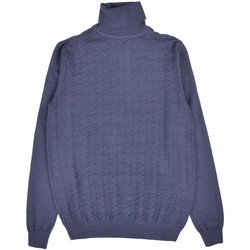 Kleidung Herren Pullover Antony Morato MMSW00848 YA200055 Blau