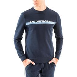 Kleidung Herren Sweatshirts Antony Morato MMFL00454 FA150048 Blau