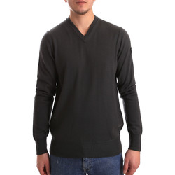 Kleidung Herren Pullover Ea7 Emporio Armani 6ZPMZ7 PM04Z Grau