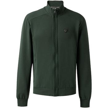 Kleidung Herren Sweatshirts Ea7 Emporio Armani 6ZPM78 PJP7Z Grün