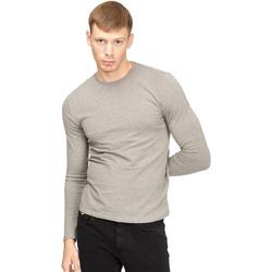 Kleidung Herren Langarmshirts Gas 300187 Grau