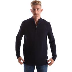 Kleidung Herren Pullover Gas 561974 Blau