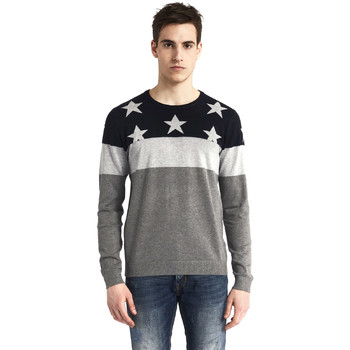 Kleidung Herren Pullover Gaudi 821BU53029 Grau