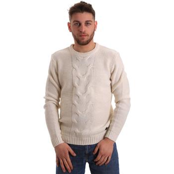 Kleidung Herren Pullover Gaudi 821BU53042 Weiß