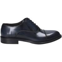 Schuhe Herren Richelieu Rogers 754_2 Blau