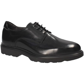 Schuhe Herren Derby-Schuhe Exton 1680 Schwarz