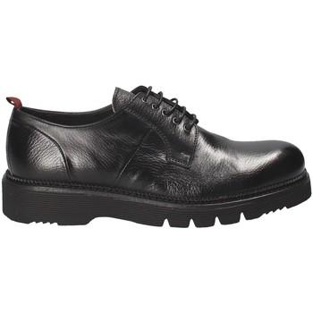 Schuhe Herren Derby-Schuhe Exton 390 Schwarz