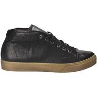 Schuhe Herren Sneaker Exton 481 Schwarz