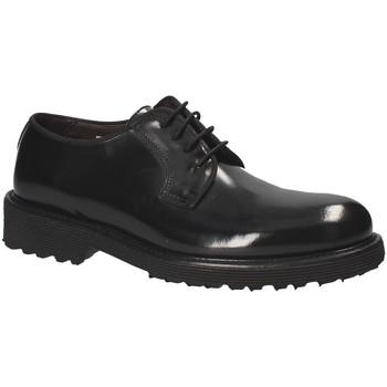 Schuhe Herren Derby-Schuhe Exton 493 Schwarz